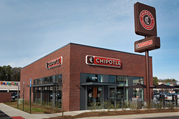 """Chipotle mission statement is: """"To provide 'Food with Integrity'"""""""