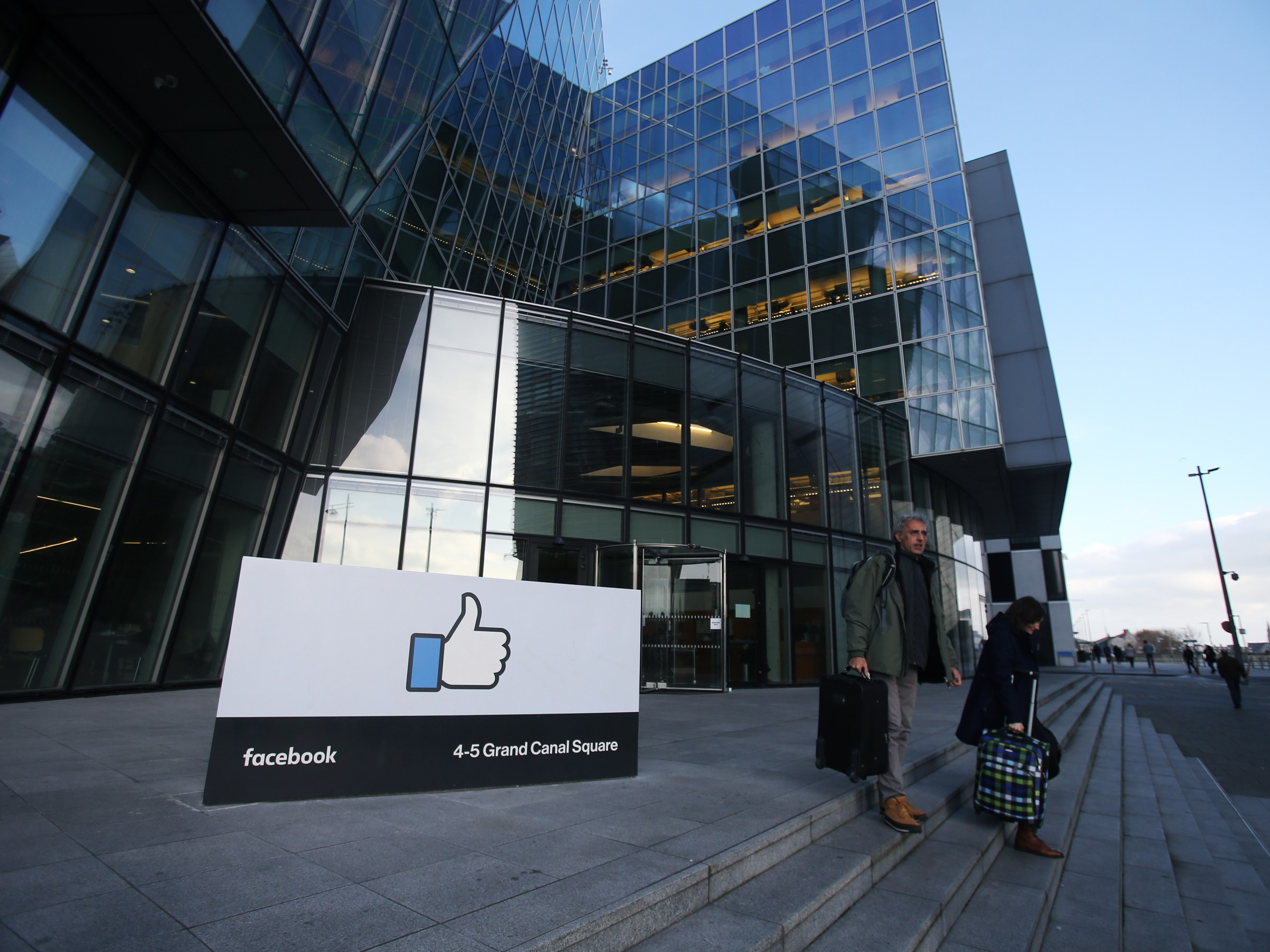 """Facebook mission statement is: """"To give people the power to share and make the world more open and connected."""""""