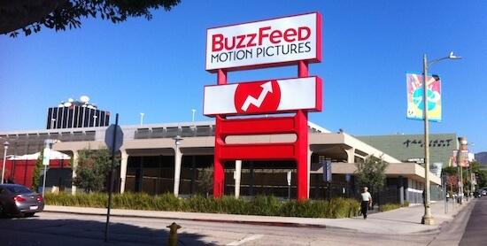 BuzzFeed mission statement vision statement