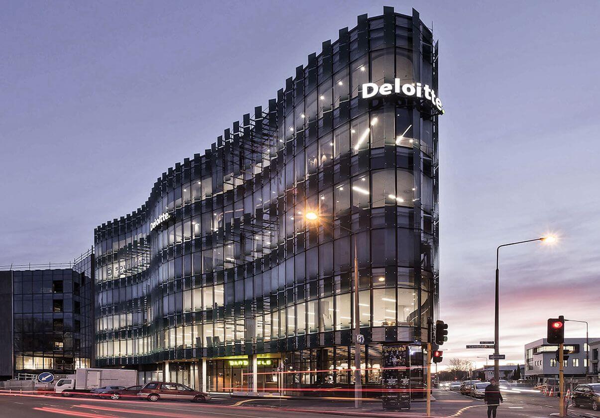 Deloitte mission statement vision statement