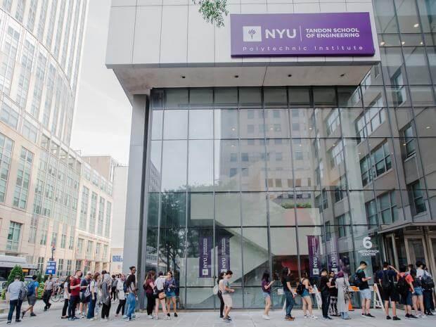 NYU mission statement vision statement