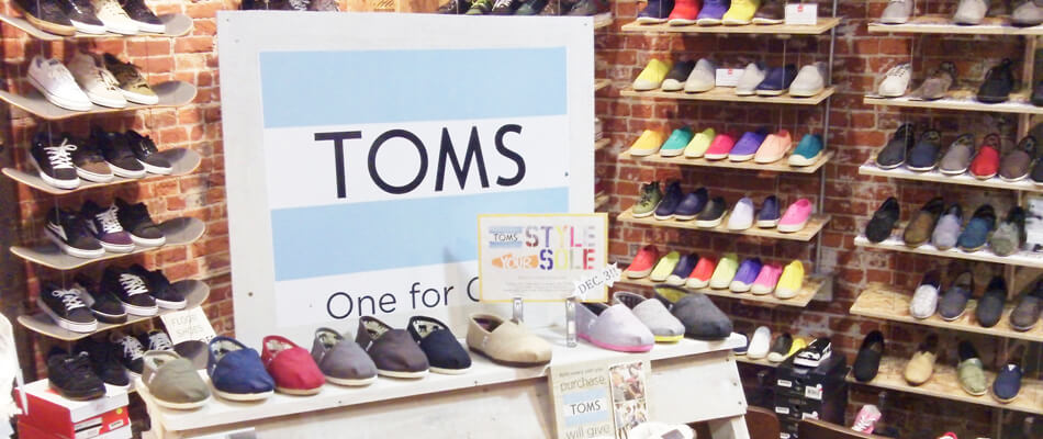 toms mission statement vision statement