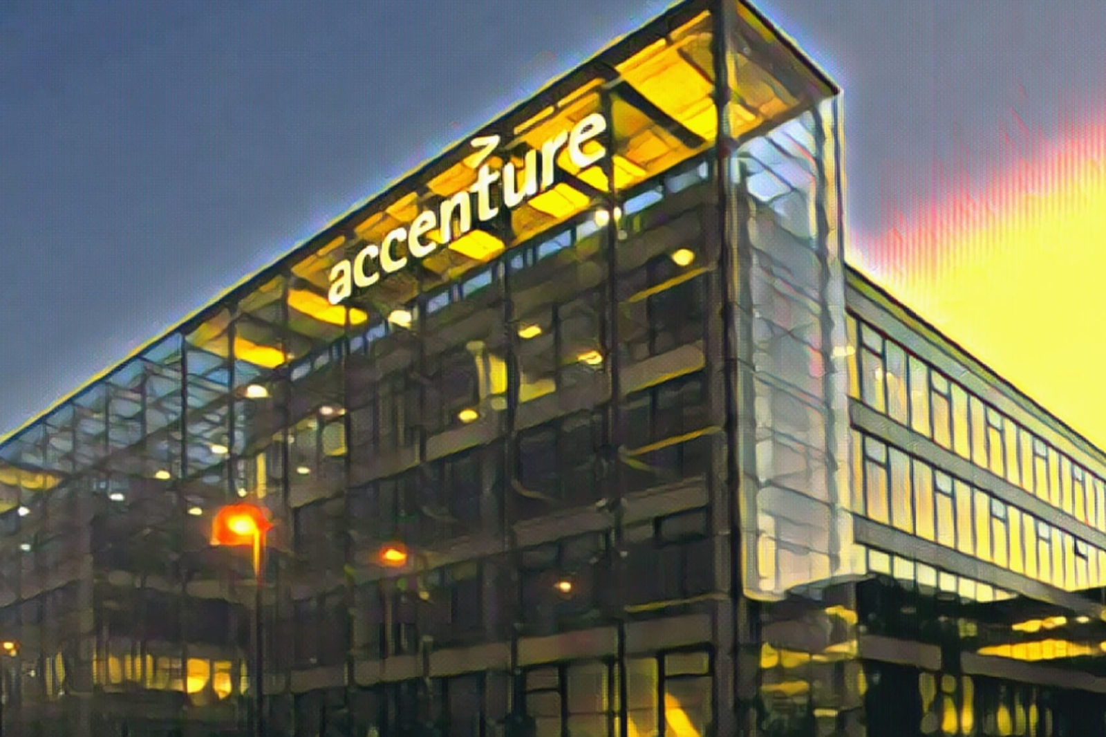 Accenture mission statement and vision statement analysis