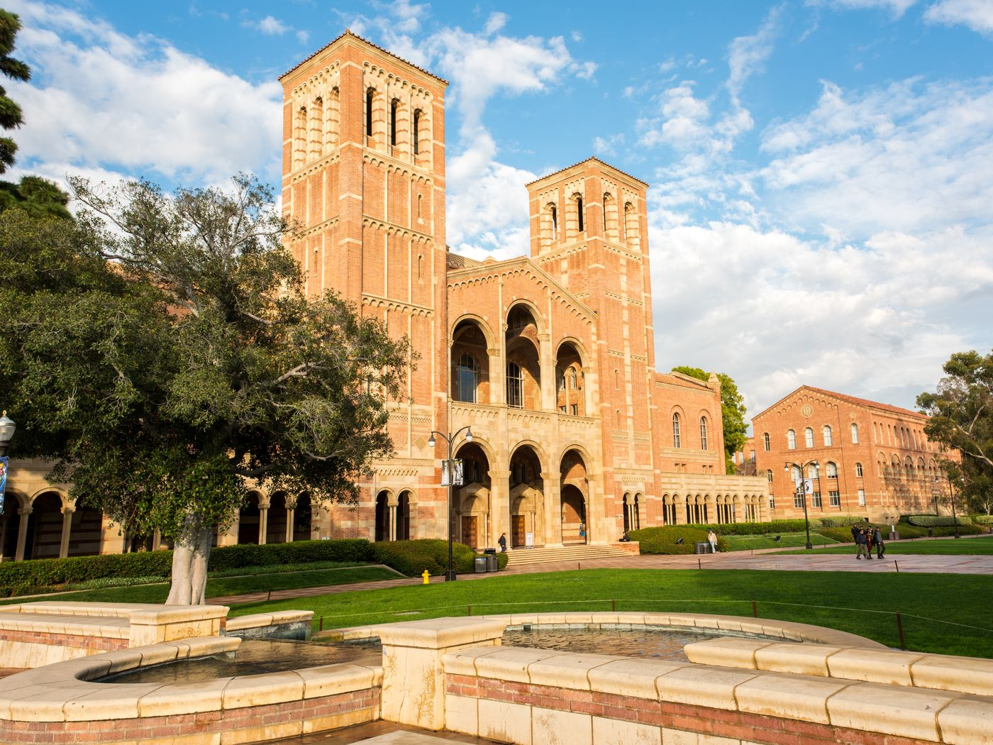 UCLA mission statement and vision statement analysis