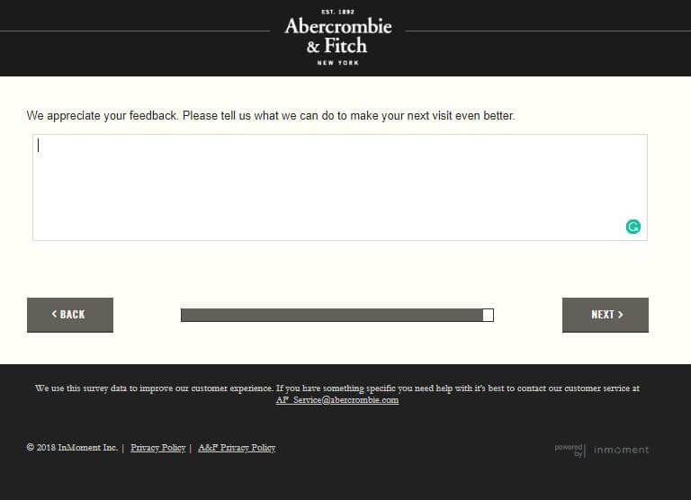 abercrombie $10 off